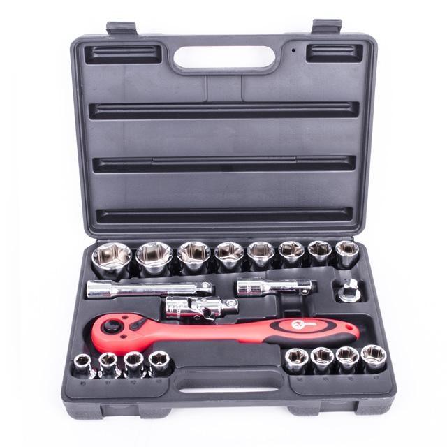 Набор инструмента 21 ед. INTERTOOL ET-6021 - 1