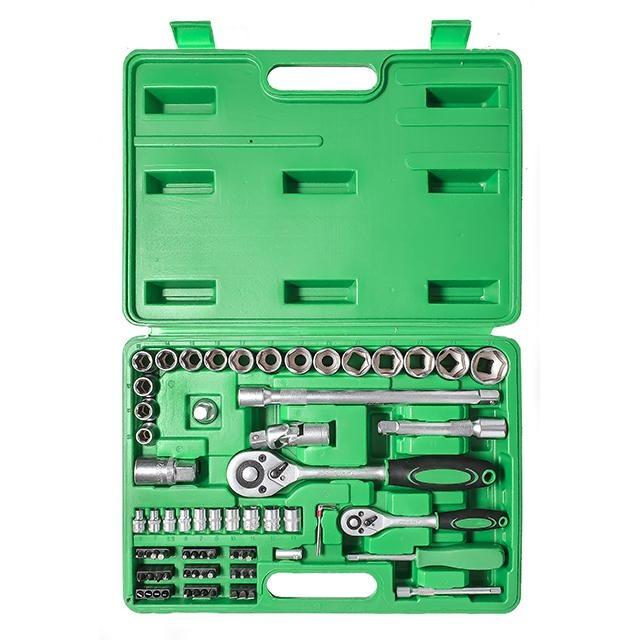 Набор инструмента 72 ед. INTERTOOL ET-6072SP - 1