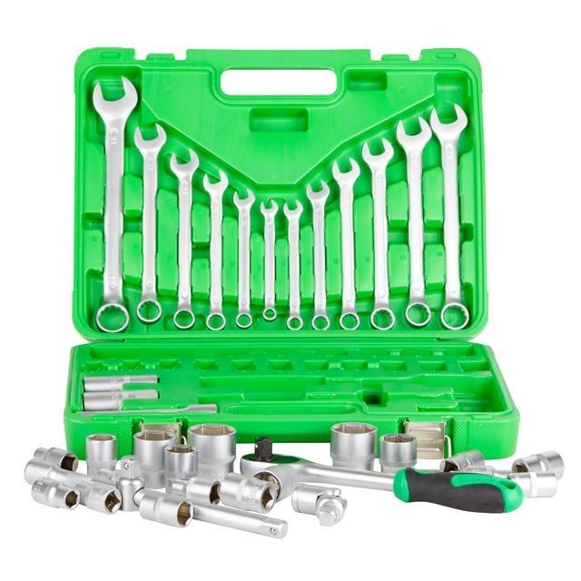 Набор инструментов 38 ед. INTERTOOL ET-6038SP - 3