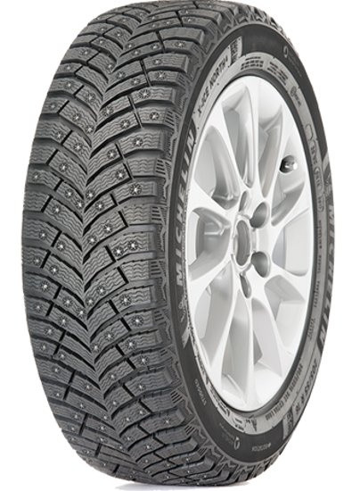 Michelin X-Ice North 4 (XiN4) 205/60 R16 96T XL шип - 28920