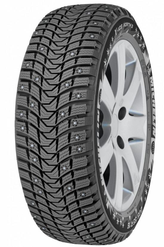 Michelin X-Ice North 3 (XiN3) 185/65 R15 92T  шип - 85687