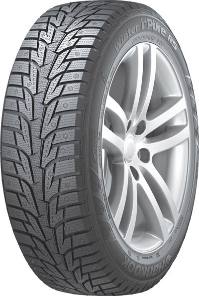 Hankook Winter I*Pike RS W419 215/75 R15 100T  под шип
