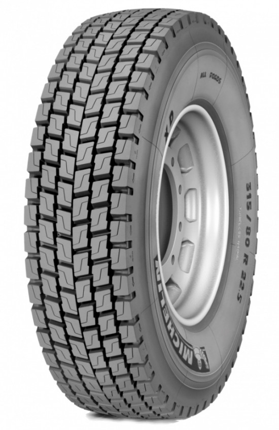 Michelin X All Roads XD 295/80 R22.5 152/148L ведущая - 108853