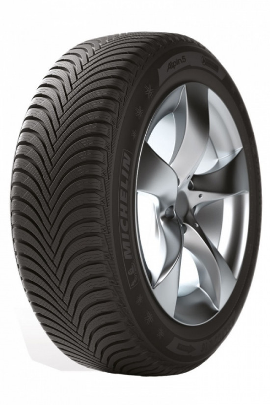 Michelin Alpin A5 255/40 R20 101W XL не шип - 107594