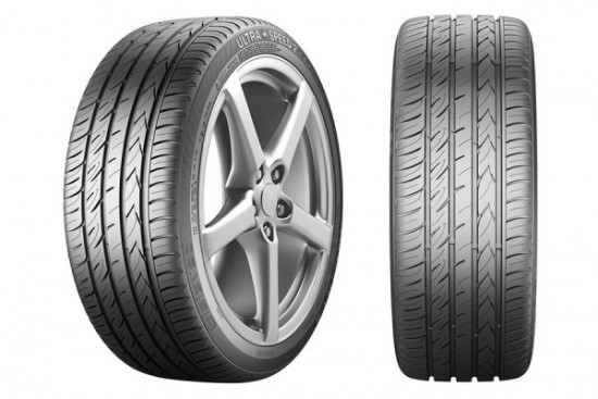 Gislaved Ultra Speed 2 215/60 R17 96V FR  - 112663