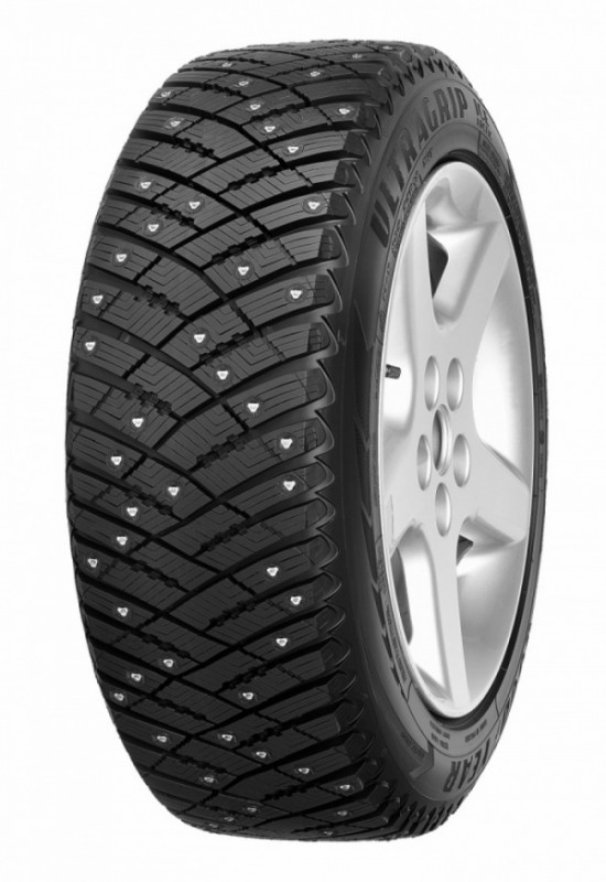 Goodyear UltraGrip Ice Arctic 245/70 R17 110T XL под шип - 109200