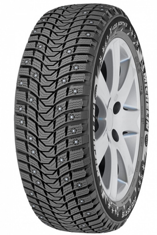 Michelin X-Ice North 3 (XiN3) 195/65 R15 95T  шип - 97254