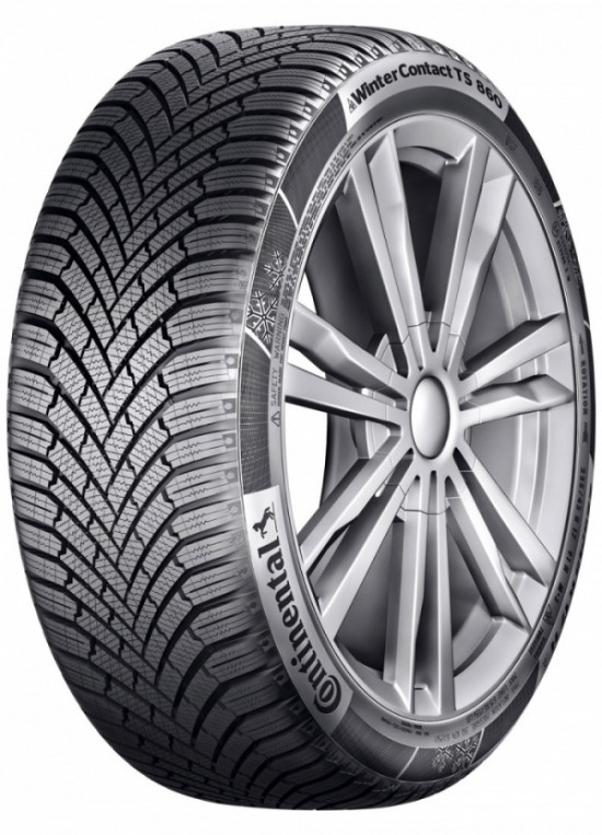 Continental ContiWinterContact TS 860 185/65 R14 86T  не шип - 95946