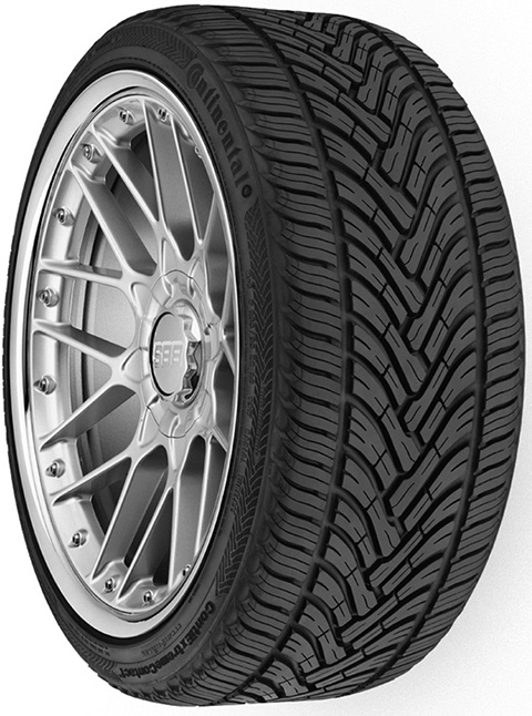 Continental ContiExtremeContact 275/40 R19 101Y