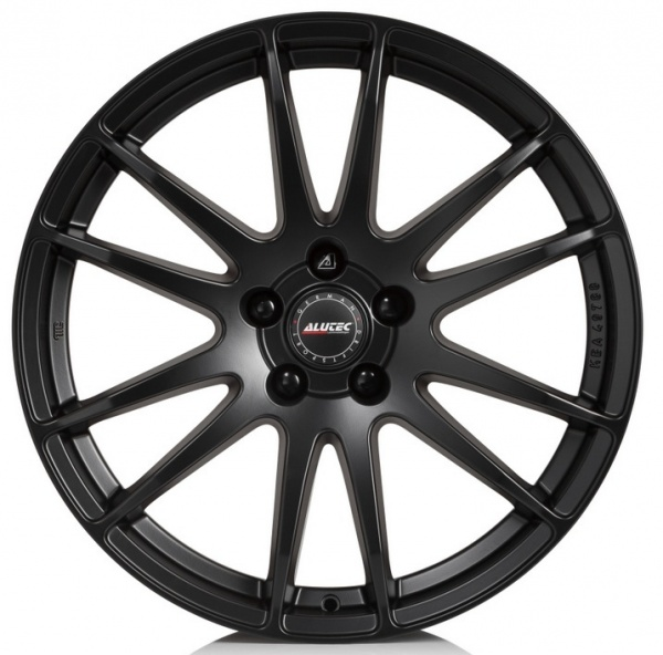 Alutec Monstr Black Racing R16 W6,5 PCD5x112 ET46 DIA57,1