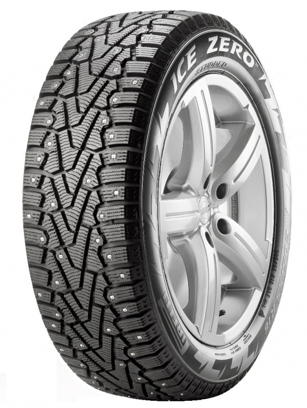 Pirelli Winter Ice Zero 265/40 R21 105H  шип