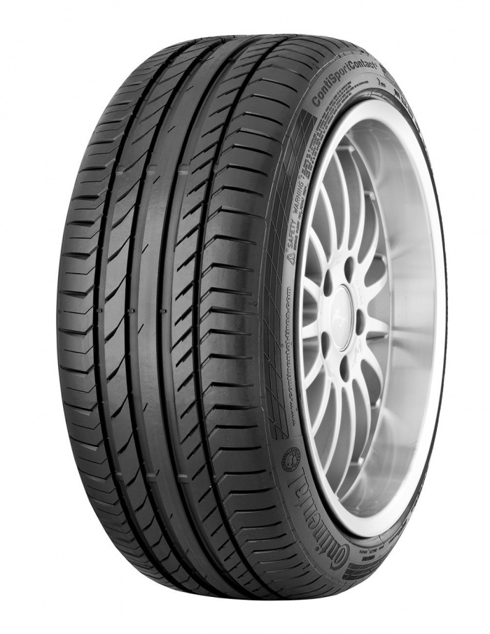 Continental ContiSportContact 5 SUV 265/45 R21 108W