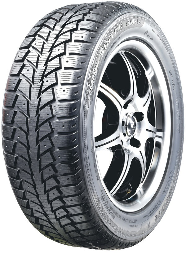 Nankang SW-5 Snow Winter 225/45 R17 91H XL под шип