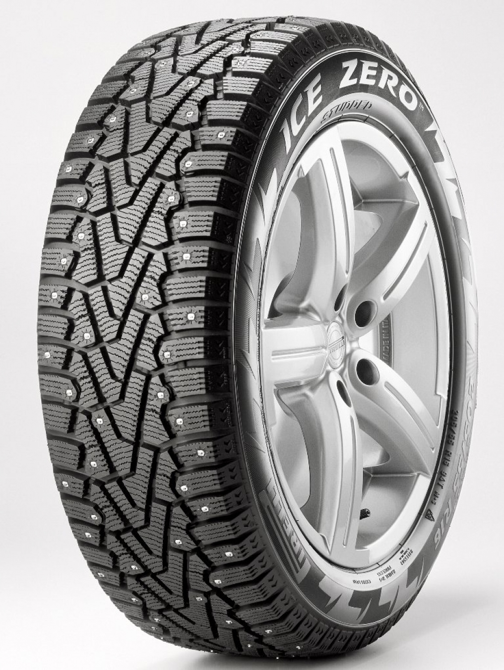 Pirelli Winter Ice Zero 255/55 R20 110T  шип