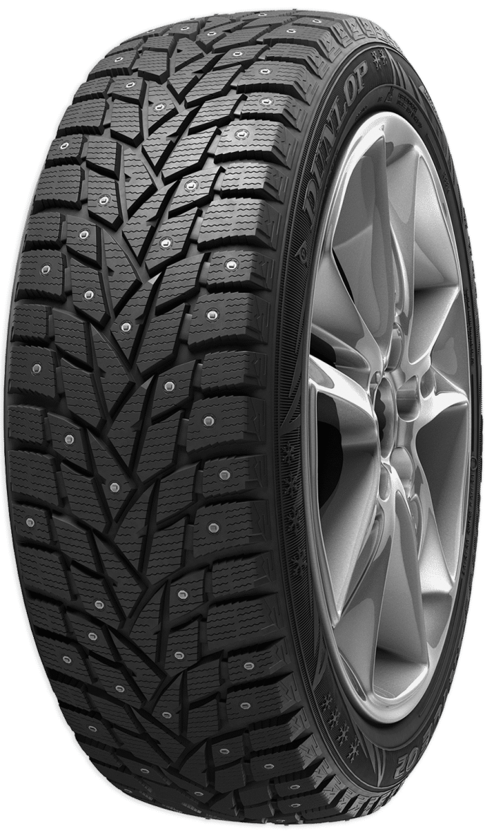 Dunlop SP Winter Ice 02 225/50 R17 98T  шип