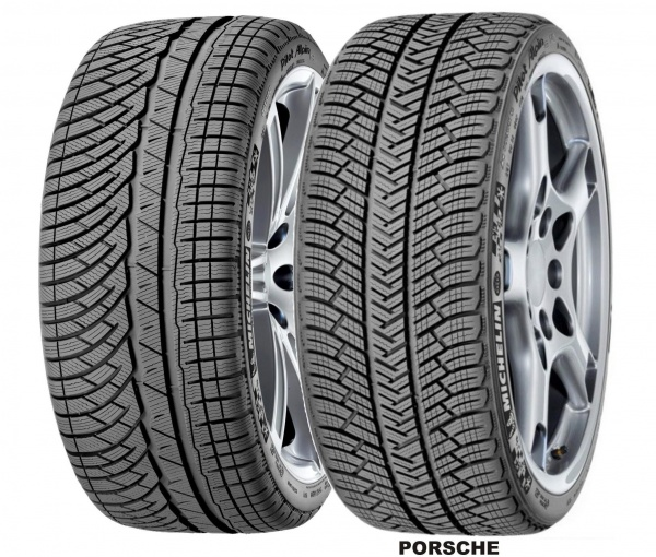 Michelin Pilot Alpin PA4 265/30 R20 94W  не шип