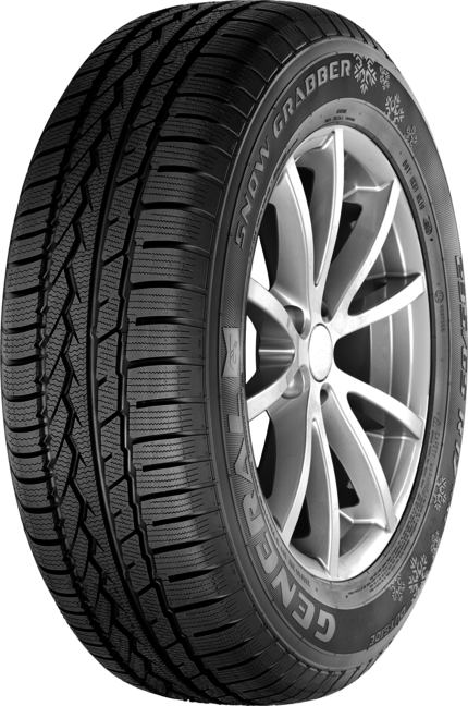 General Tire Snow Grabber 225/70 R16 102T  не шип