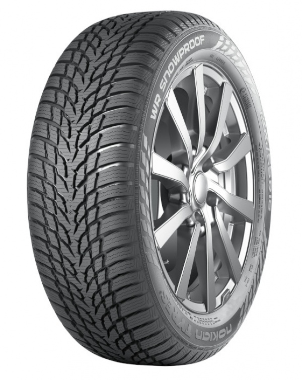Nokian WR Snowproof 165/70 R14 81T  не шип