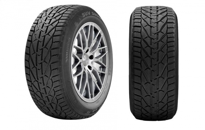 Tigar SUV Winter 215/60 R17 96H  не шип