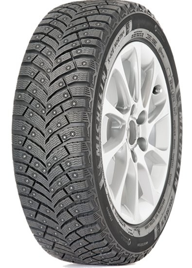 Michelin X-Ice North 4 (XiN4) 195/60 R16 93T XL шип