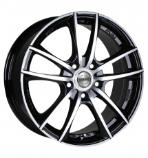 Racing Wheels H-505 DDN-F/P R15 W6,5 PCD 5x112 ET 35 DIA 66,6