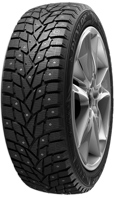Dunlop SP Winter Ice 02 255/40 R19 100T  шип
