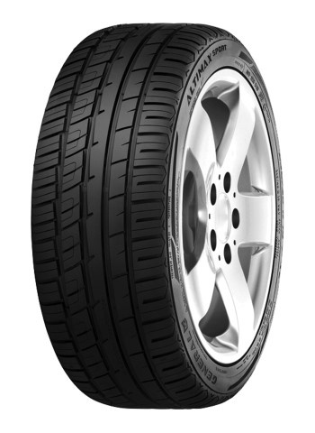 General Tire Altimax Sport 245/40 R19 98Y XL