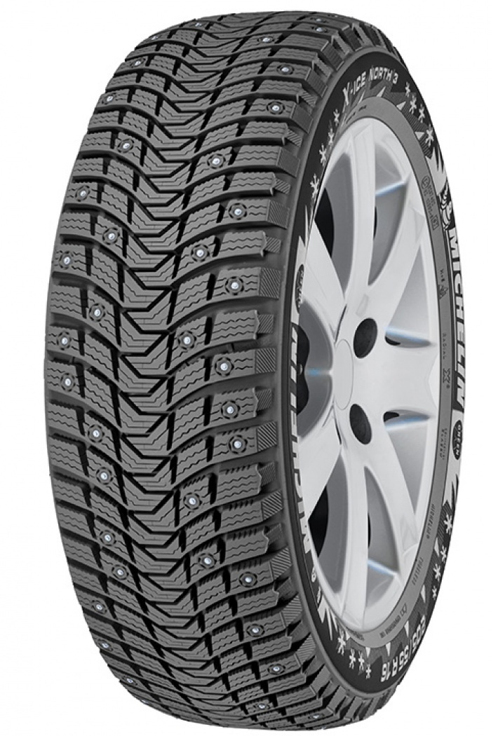 Michelin X-Ice North 3 (XiN3) 225/55 R17 101T  шип
