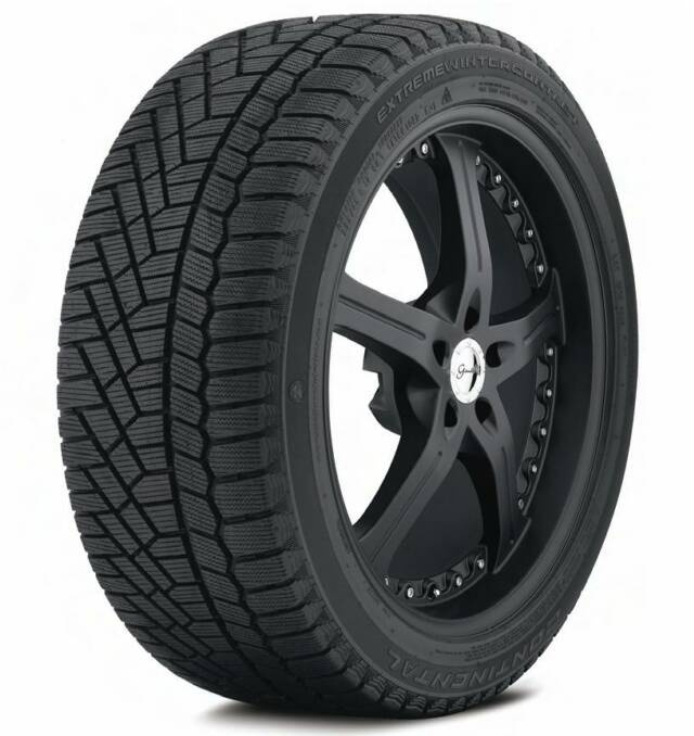 Continental ExtremeWinterContact 215/60 R17 96T XL