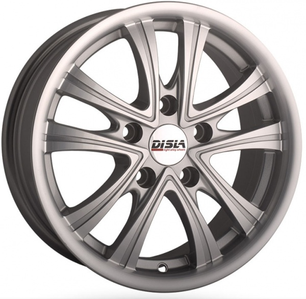 Disla 508 Evolution SD R15 W6,5 PCD5x110 ET35 DIA67,1