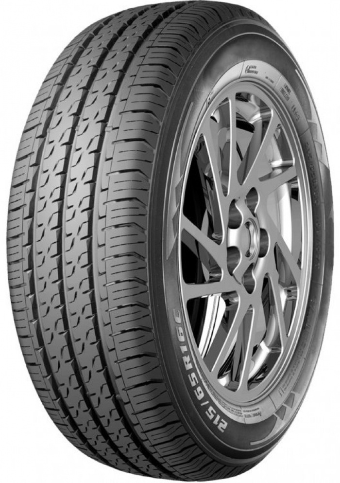 InterTrac TC595 215/65 R16C 109/107T  не шип