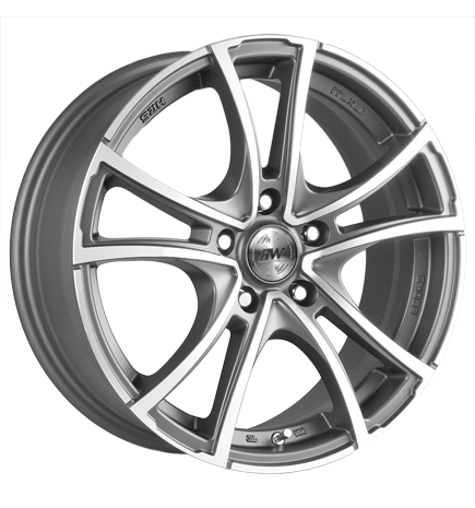 Racing Wheels H-496 DDN-F/P R14 W6 PCD 4x114,3 ET 38 DIA 67,1