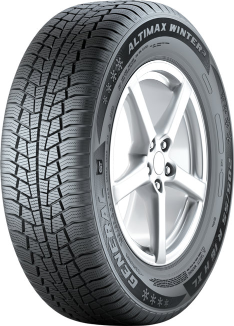 General Tire Altimax Winter 3 205/55 R16 91H  не шип