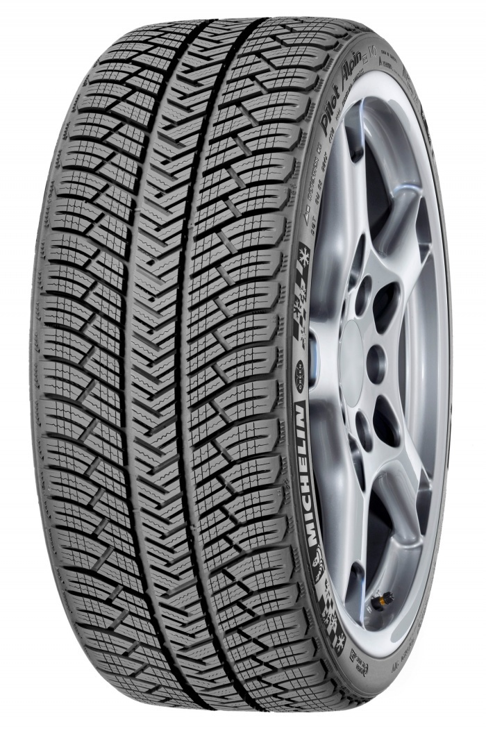 Michelin Pilot Alpin PA4 265/45 R19 105V  не шип