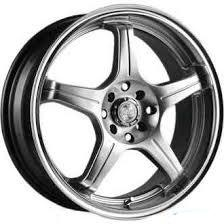 Racing Wheels H-196 DB/P R17 W7 PCD10x100 10x114,3 ET40 DIA73,1