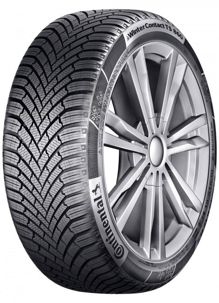 Continental ContiWinterContact TS 860 205/60 R16 92T  не шип