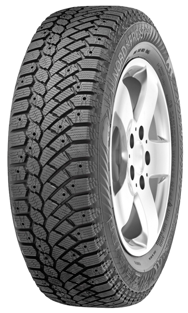 Gislaved Nord Frost 200 215/70 R16 100T  шип