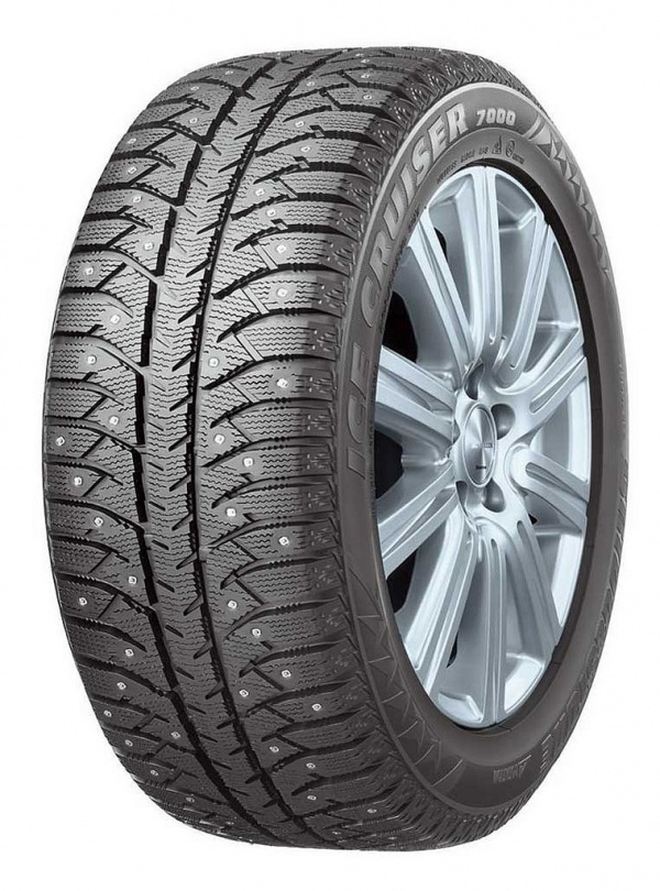 Bridgestone Ice Cruiser 7000 185/65 R15 88T  под шип
