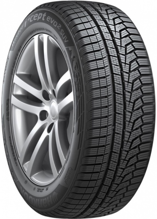 Hankook Winter I*Cept Evo 2 W320 255/35 R20 97W  не шип