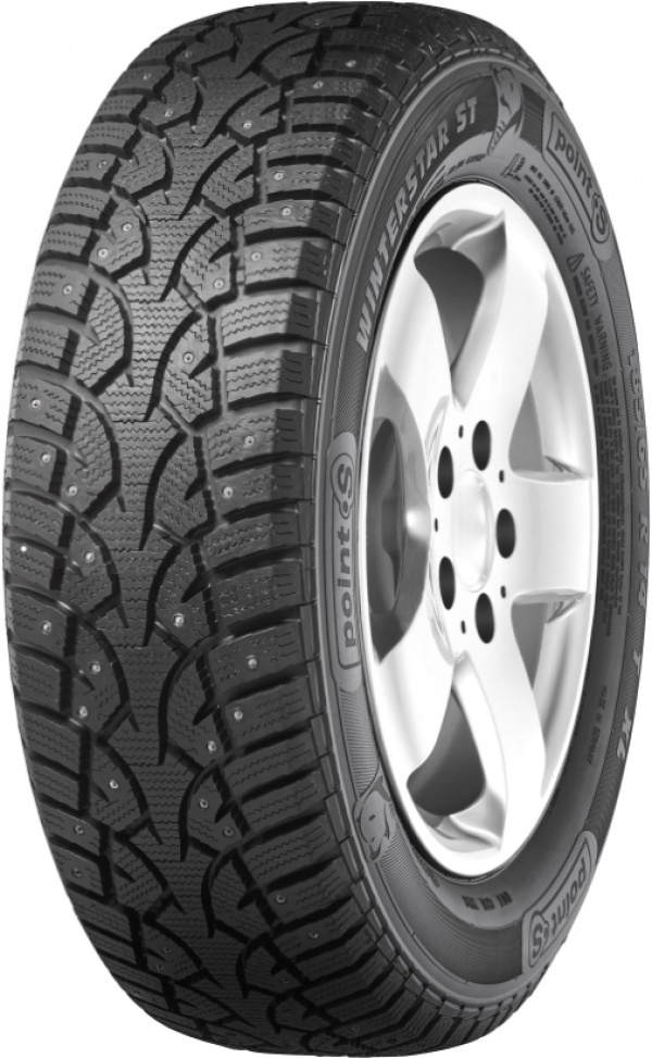 PointS Winterstar ST 205/60 R16 96T  под шип