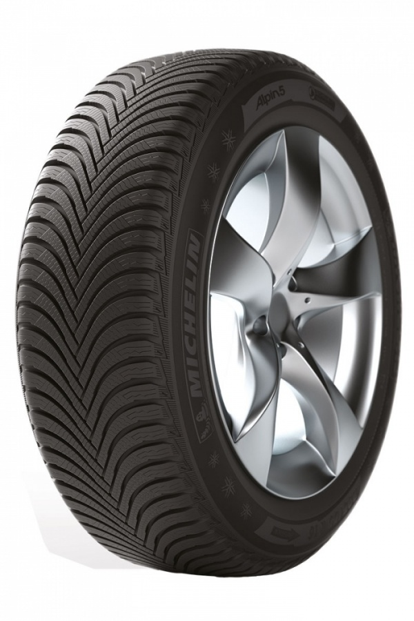 Michelin Alpin A5 215/55 R17 94H  не шип
