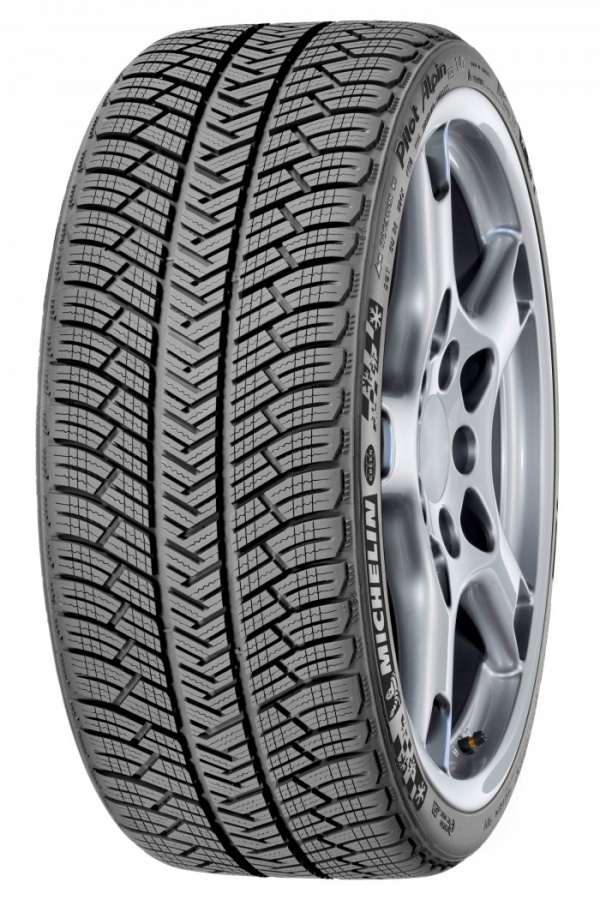 Michelin Pilot Alpin PA4 235/55 R18 104V XL не шип