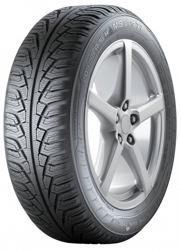 Uniroyal MS Plus 77 205/55 R16 91T  не шип