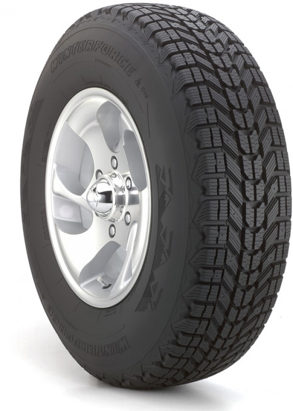 Firestone WinterForce 215/55 R16 93S  шип