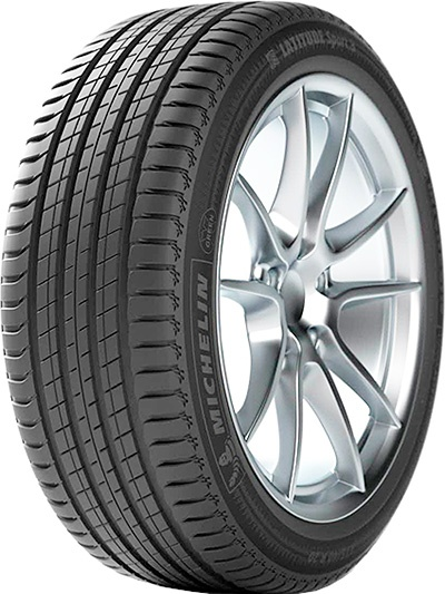Michelin Latitude Sport 3 255/45 R20 105Y Acoustic XL