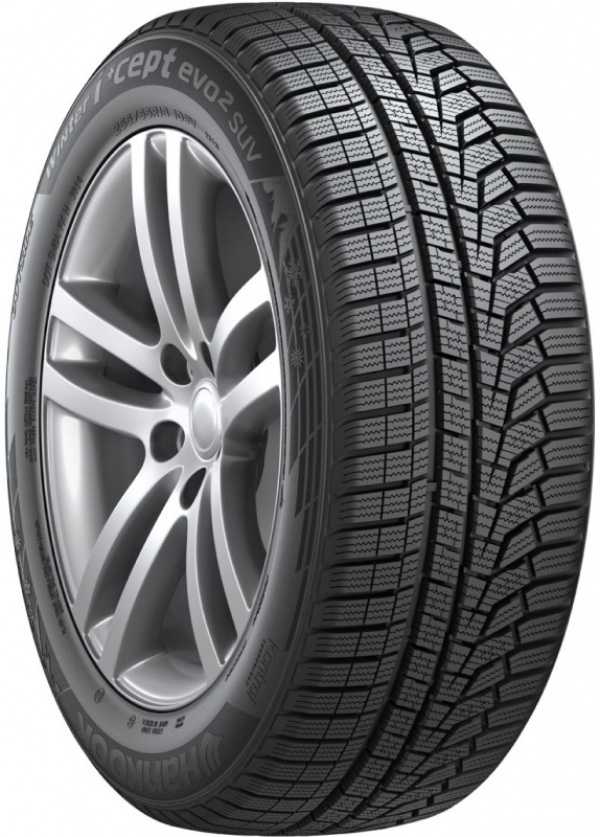 Hankook Winter I*Cept Evo 2 SUV W320A 245/45 R17 99V XL не шип