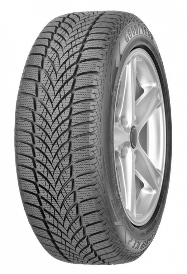 Goodyear UltraGrip Ice 2 235/40 R18 95T XL не шип