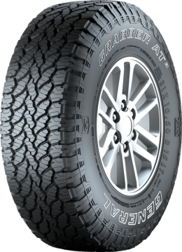 General Tire Grabber AT3 205/80 R16 104T FR XL