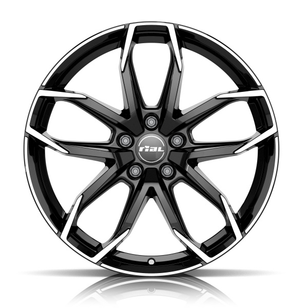 Rial Lucca BD Front Polished R17 W6,5 PCD4x108 ET20 DIA65,1