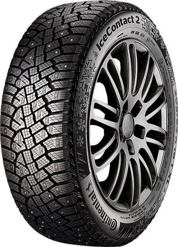Continental ContiIceContact 2 255/45 R19 104T XL шип